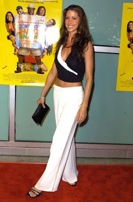 Shannon Elizabeth at the L.A. premiere of Fox Searchlight's Johnson Family Vacation