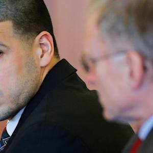 Hernandez's Lawyer: No One Would Murder Their 'Blunt Master'