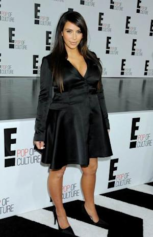 Kim Kardashian attends the E! 2013 Upfront at The Grand Ballroom at Manhattan Center on April 22, 2013 in New York City -- Getty Premium