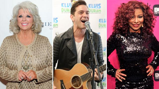 'Dancing With the Stars': Andy Grammer to Join Paula Deen and Chaka Khan in Season 21!