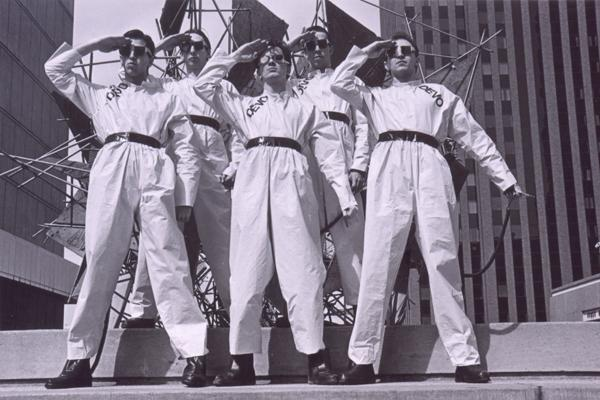 Devo Assemble Synthetic Blues in 'Auto Modown' - Song Premiere