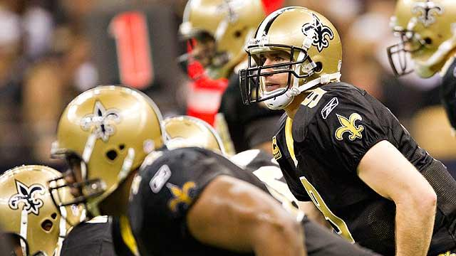 Saints have answer for Falcons