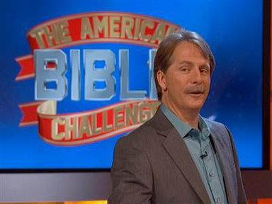 Buy a Proverb? Bible Game Show a Hit