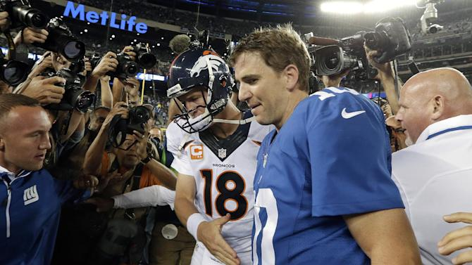Peyton takes down Eli again, 41-23