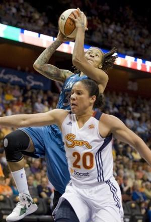 Brunson leads Lynx over Sun, 85-72