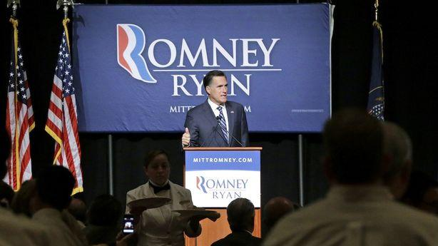 The Romney Campaign Is In Debt