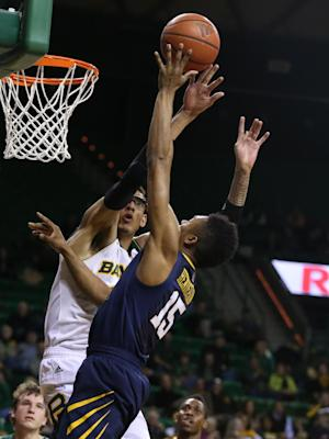 Staten layup gives WVU 66-64 win at Baylor