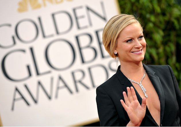 Amy Poehler arrives at the …