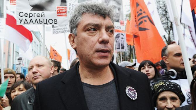 Boris Nemtsov Shot in Russia: 18 Cameras, But None Captured Mysterious Killing of Putin Critic