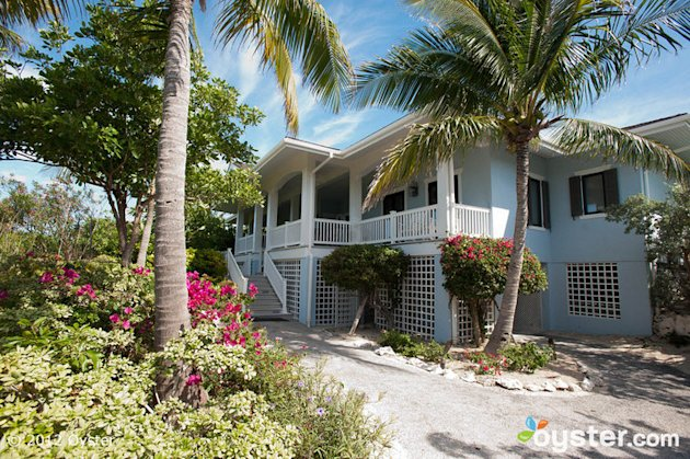 The Blue Moon Villa at Fowl Cay Resort -- Bahamas