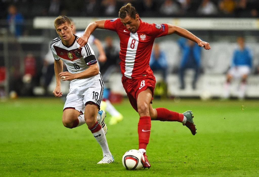 Germany go top, but want to improve for Scots
