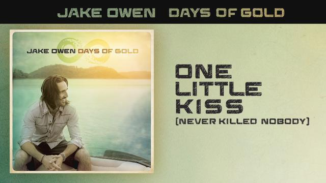 One Little Kiss (Never Killed Nobody) (Audio)