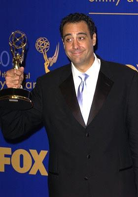 "Brad Garrett Outstanding Supporting Actor in a Comedy ""Everybody Loves Raymond"" 55th Annual Emmy Awards - 9/21/2003"