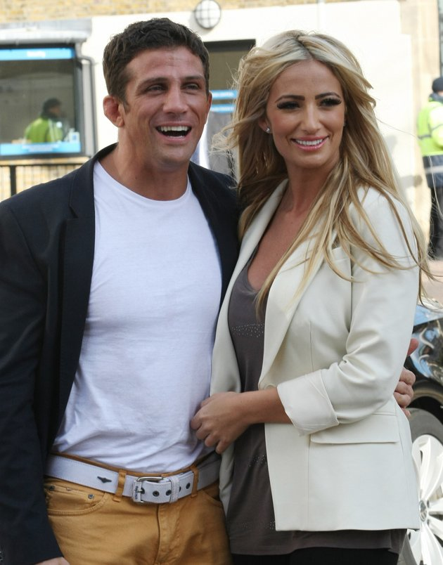 Alex Reid and Chantelle Houghton