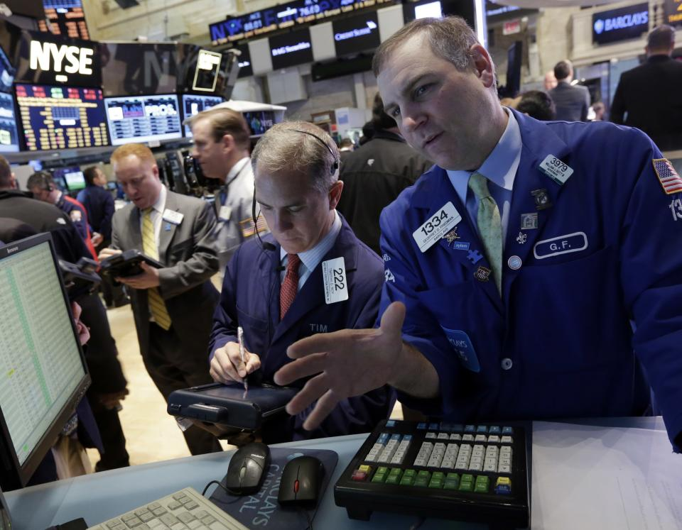 Stocks move higher on Wall Street; Best Buy soars
