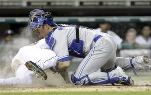 Tigers hold on for 3-2 win over Blue Jays