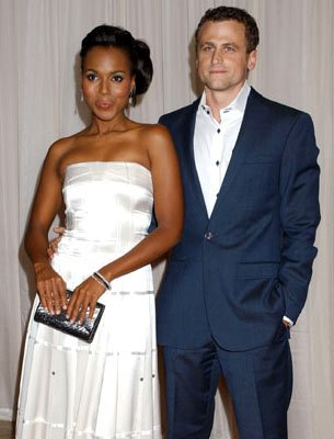 Kerry Washington and David Moscow 2004 Hollywood Film Awards Bevery Hills, CA - 10/18/2004