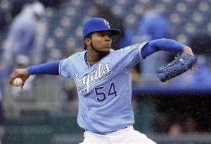 Rays-Royals game postponed because of snow in KC
