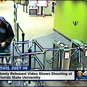 Footage Released Of FSU Library Shooting