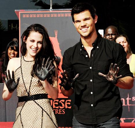 Taylor Lautner Addresses Kristen Stewart's Affair With Rupert Sanders