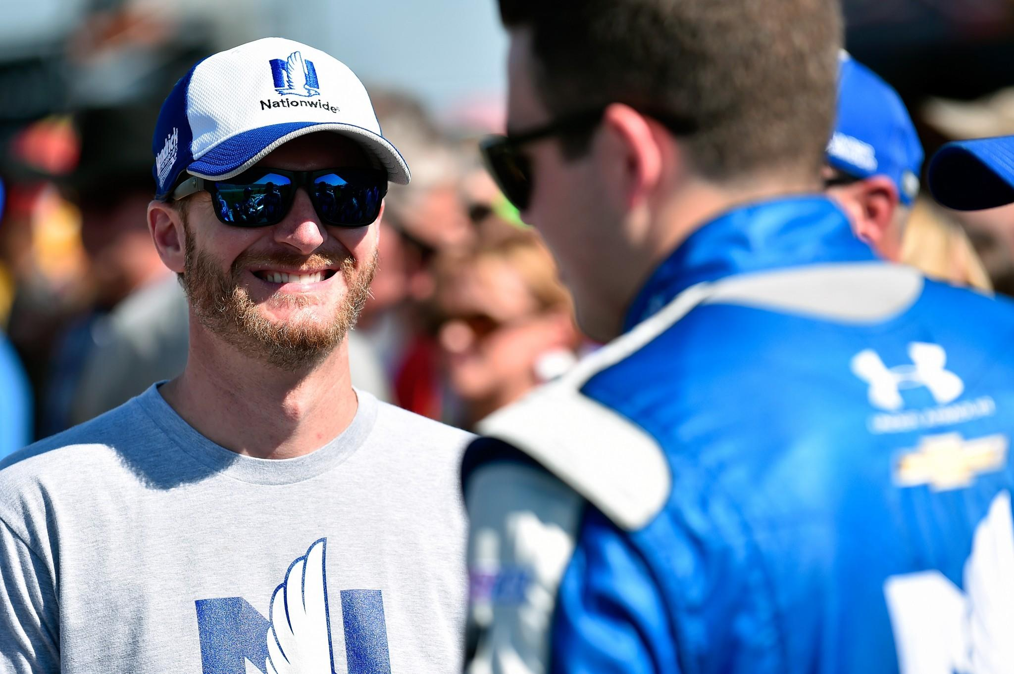 Dale Earnhardt Jr. to be in NBC booth for Talladega and Martinsville