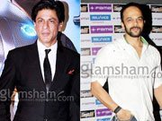 Post CHENNAI EXPRESS SRK and Rohit Shetty to come together for TWO more films?