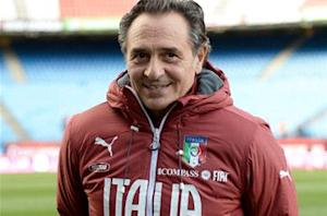 Cesare Prandelli set for Italy contract extension