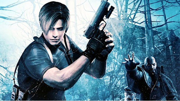 Resident Evil 4 - Great Games; …