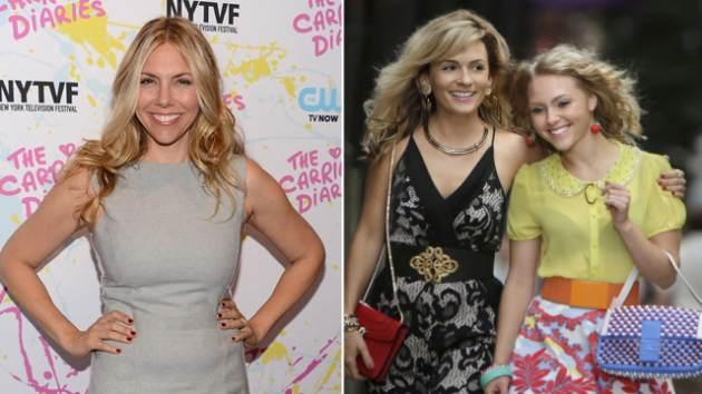 Amy B. Harris, Lindsey Gort as Samantha and AnnaSophia Robb as Carrie -- Getty Images