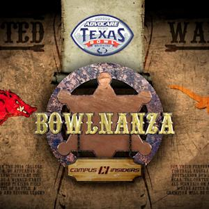 Texas Bowl: Arkansas vs Texas