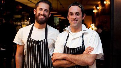 Eli and Max Sussman Want to 'Scale Up' Their Middle Eastern Restaurant