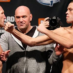 TUF 18 Finale: Weigh-In Highlights