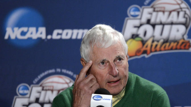 NCAA Basketball: 75 Years of March Madness-Press Conference