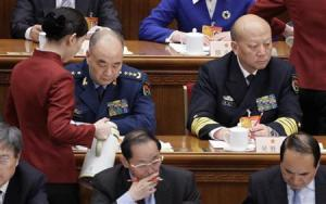 File photo of Commander of the Air Force of the Chinese…