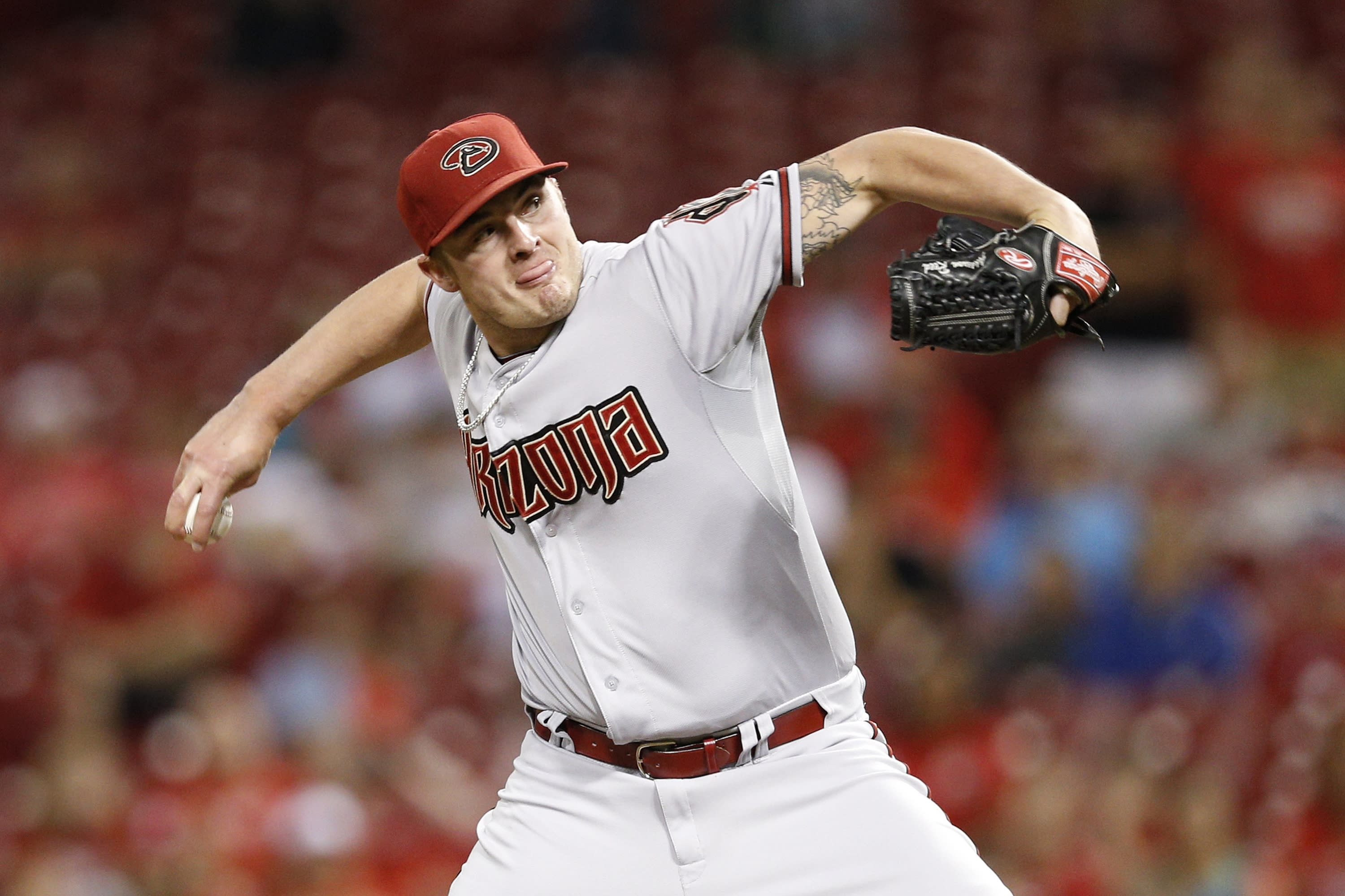 Mets acquire former D-Backs closer Addison Reed to solidify bullpen