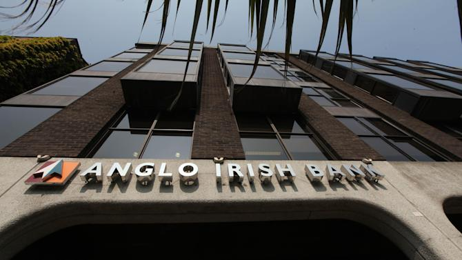 Irish PM pledges probe into Anglo bank disaster