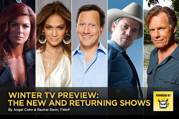 Winter TV Preview: New and Returning Shows