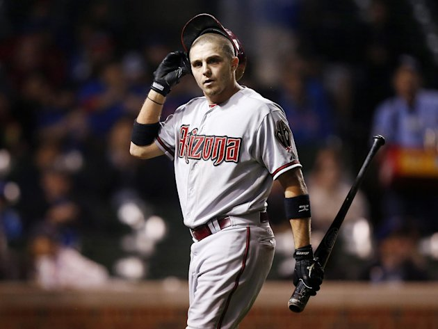 Tony Campana is joining the Angels, where he figures to not displace Mike Trout. (AP)