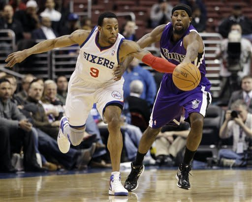 76ers rout Kings for 6th straight win