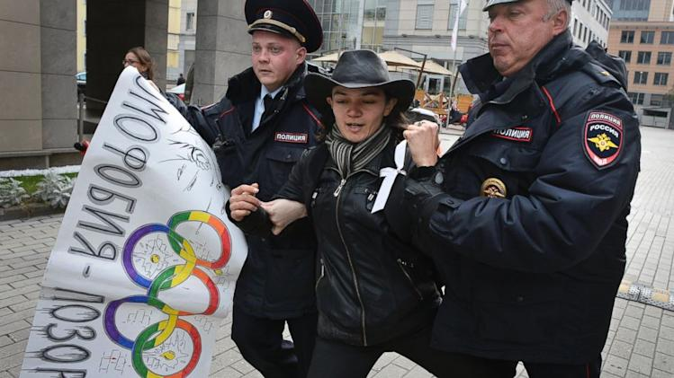 No Gay People in Sochi, Mayor Claims