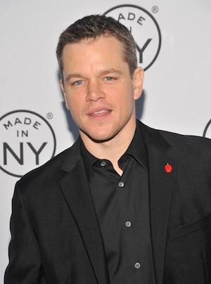 Matt Damon May Join George Clooney in Stolen Nazi Art Movie