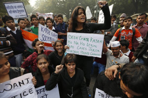 FILE - In this Monday, Dec. 24, 2013 file photo, Indian…