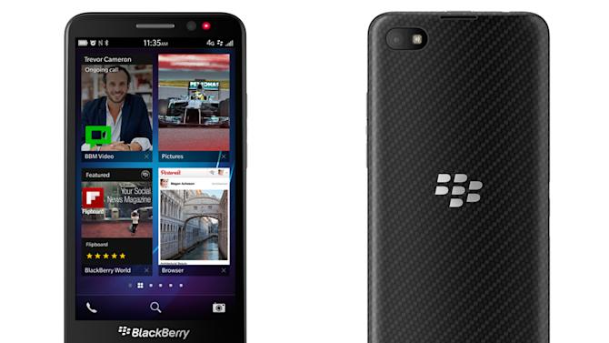 What BlackBerry's Z30 does better than any other smartphone