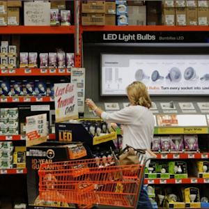 Home Depot Raises Outlook Again After Strong Quarter