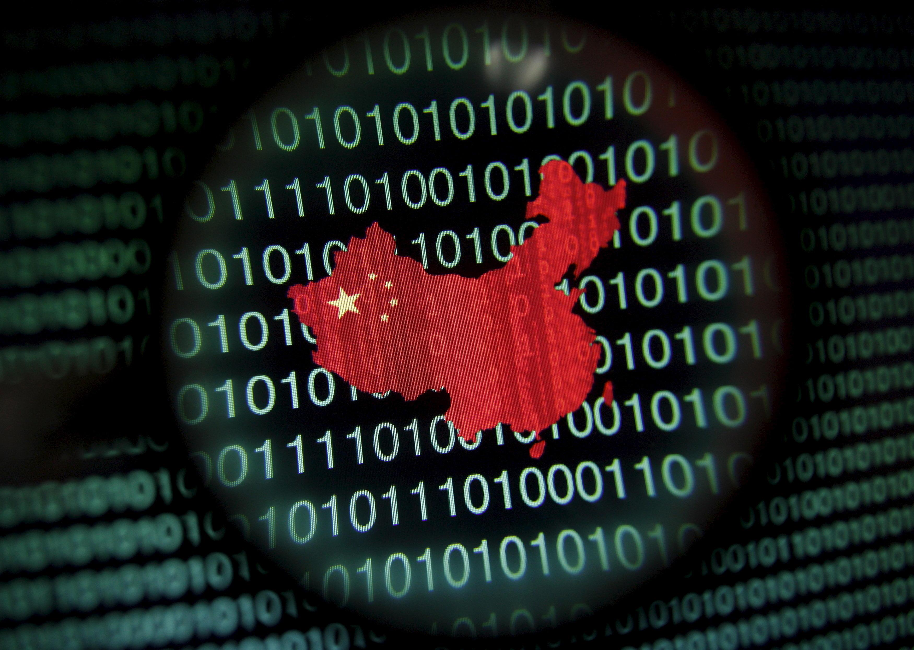 US may hit China with sanctions over alleged cybertheft