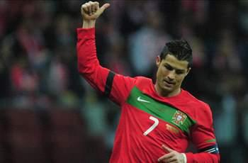 Cristiano Ronaldo: If I had a suitcase full of money I'd bet on Portugal or Spain to win Euro 2012