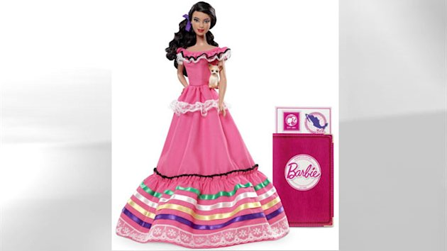 Mexico Barbie Too 'Colorful' for Some (ABC News)