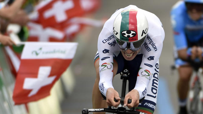 Rui Costa wins 3rd straight Tour de Suisse