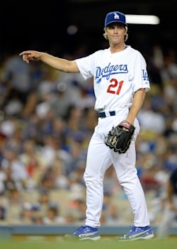 Zack Greinke's next start has been pushed back to Saturday, giving him seven days of rest. (Getty Images)