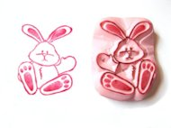Easter Rubber Stamps